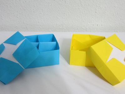 TUTORIAL - How to make a Star Box Masu (Creator: Darren Scott)