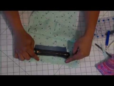 2014 JEANS TO PURSE UPCYCLE SEW ALONG  DAY 2