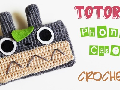 Amigurumi for Beginners: How to Crochet Totoro Phone Case Cover