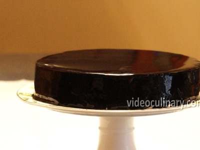 Chocolate Mirror Glaze Recipe