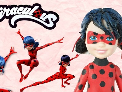 Custom Miraculous Ladybug Barbie Chelsea and Friends Tutorial | Start With Toys