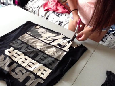 D.I.Y. Concert T-Shirt!!