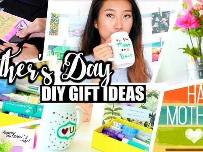 DIY Mother's Day Gift Ideas - QUICK & EASY   NeonRouge73