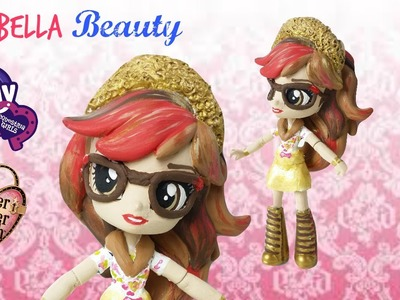 EAH Rosabella Beauty Custom My Littly Pony Equestria Girls Mini DIY Makeover | Start With Toys
