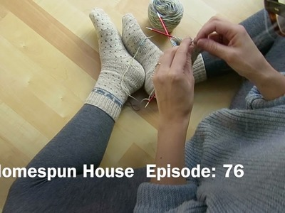 Episode 76: LET'S KNIT SOMETHING SPARKLY