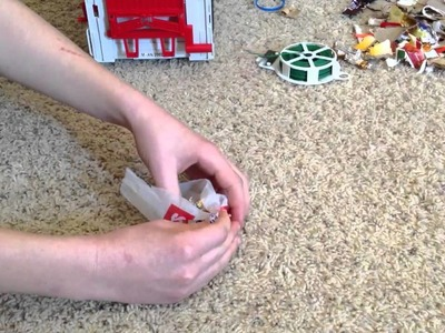 How to make a miniature garbage bag for toy garbage trucks