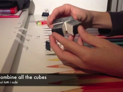 Make a Magic Folding Cube