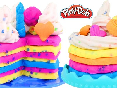 Play Doh Cake Party The Ultimate Playdough Cake Maker * New Hasbro Toys DCTC