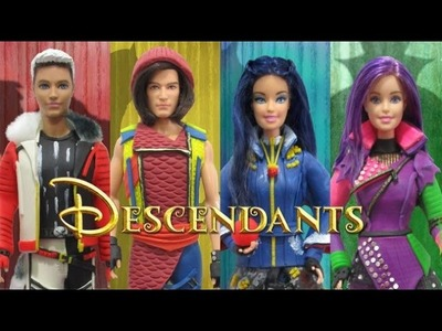 "Play Doh Jay ""Descendants"" Inspired Costumes"