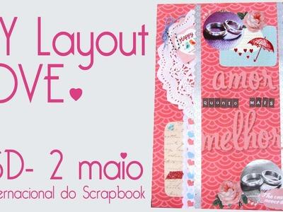 Scrapbook Day INSD - *SORTEIO* - Scrapbook by Tamy