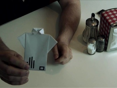 The Origami T-shirt Gift Card