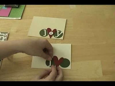 Tips and Techniques: Quick and Easy Holiday Cards Part One