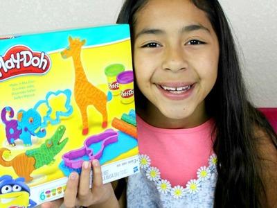 Tuesday Play-Doh Make And Mix Zoo B2cutecupcakes