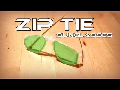 Zip Tie Sunglasses - *Life Hack*