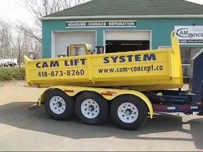 CAM LIFT, HOOK LIFT SYSTEM