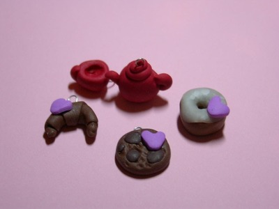 DIY Polymer clay: breakfast time!(2 parte)
