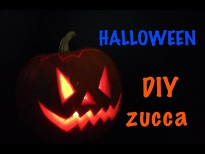 Diy zucca halloween lanterna tutorial halloween pumpkin tutorial lantern