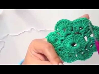 Maybelle Square a crochet parte2
