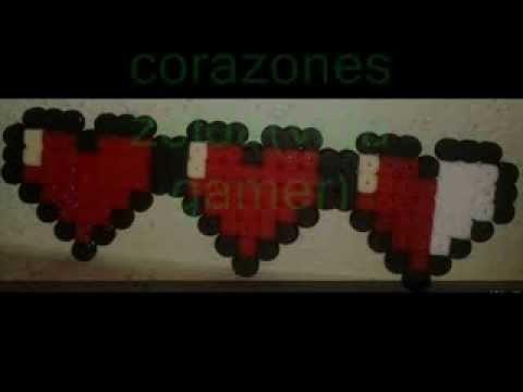 Mis figuras con hama beads midi ^^