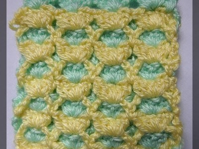 Punto reversible en Crochet