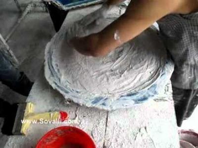 Sovalli Hand Made Plaster Ceiling Roses