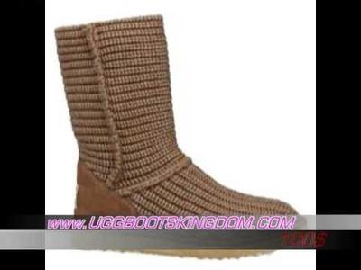 UGG Boots Classic Crochet 5833