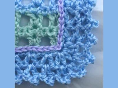 Baby Afghan Blanket Free Crochet