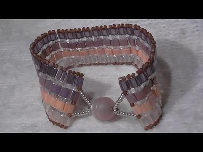 Beading's Parade - Bracelets Tessitura - 04.2015