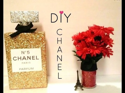 Decora Tu Cuarto | DIY Perfume Chanel | SOY CAT