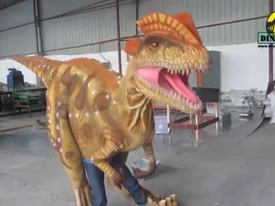 Halloween realistic dinosaur costume suit DWE3324-15