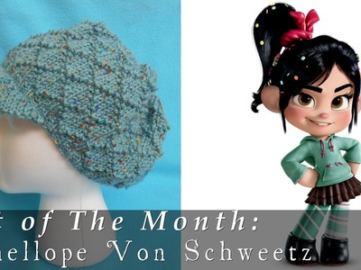 Hat of The Month | Oct. 2014 | Wreck It Ralph - Vanellope