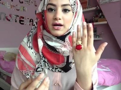 Shawlbyvsnow   Hijab Tutorial with VS Cotton Scarf  2 style  hijab tutorial style