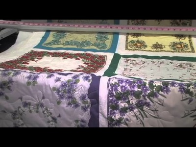 Tammy's designed Handkerchief quilt #5