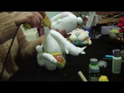 Baby doll little ears. bebote orejitas 6.6. proyecto 101