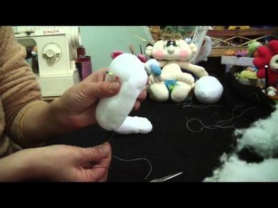 Baby doll little ears. bebote orejitas 2.6. proyecto 101