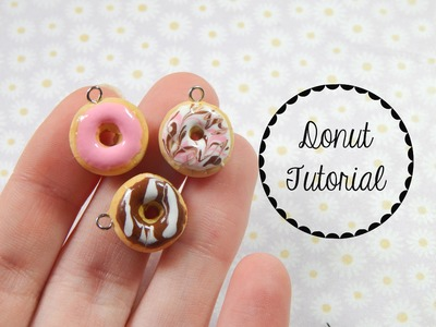 Donut tutorial-polymer clay