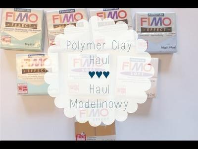 Haul modelinowy ♥ Polymer Clay Haul