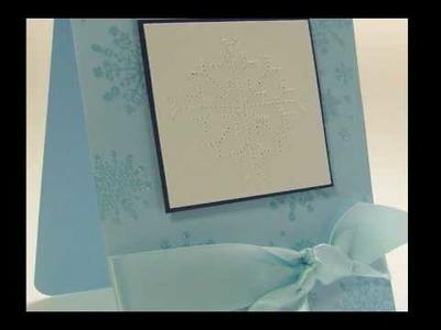 Ku-Ku CARD Snowflake (Copo de Nieve)