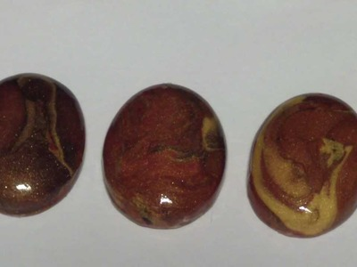 Nuove creazioni   Cabochon e componenti in pasta polimerica (polymer clay cabochons and pendants)