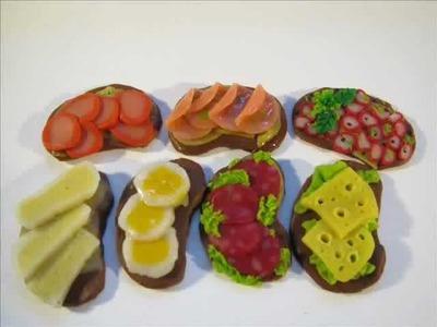 Polymer Food Creations (Fimo)