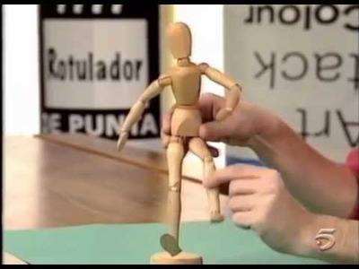 Art attack, artattack, manualidades infantiles 027