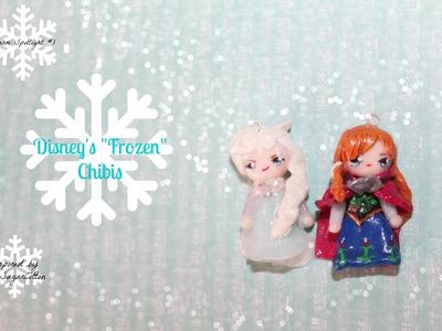 "❅Charm Spotlight #1 ~ Disney's ""Frozen"" Chibis❅"