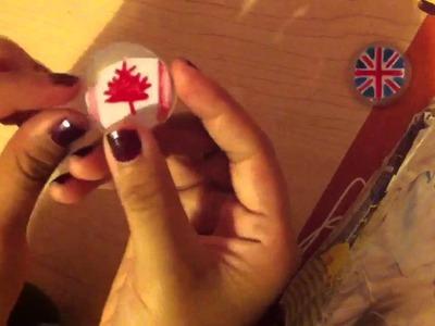 DIY:JustinBieber.1D Silicone Keychain ♥ AprilBieber