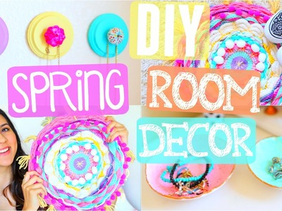 DIY Spring Room Decor 2016!! Easy & Cheap!