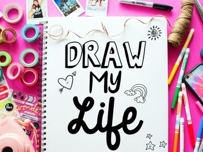DRAW MY LIFE | LaurDIY