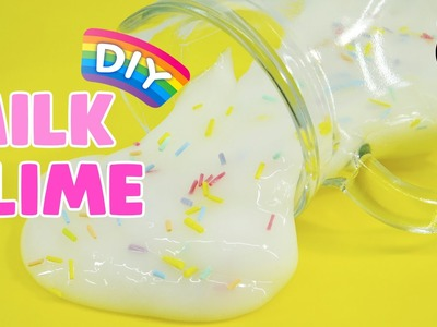 How to Make DIY Milk Putty - Kidsmon