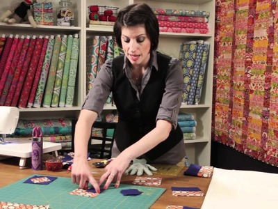 Quilty:How to Make a Rolling Stone Quilt Block