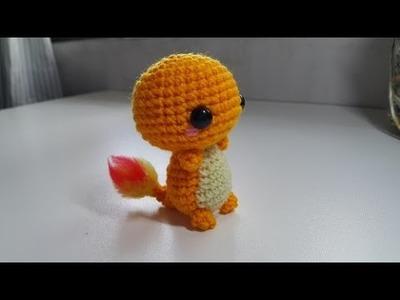 Amigurumi Crochet Charmander Tutorial