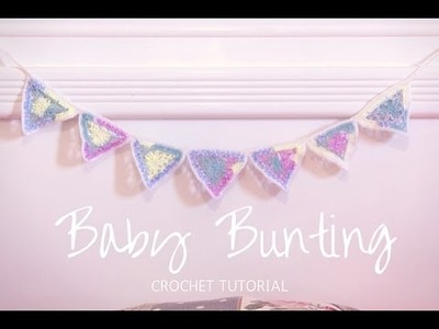 Crochet Baby Bunting Tutorial - How to