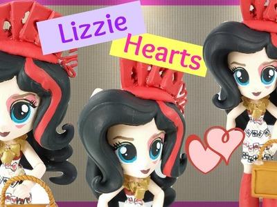 Custom EAH Lizzie Hearts Custom MLP Flutteryshy mini | Start With Toys